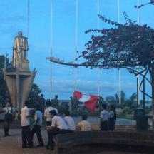 Educación cívica, Iquitos 2017