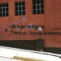 Un lugar mágico, Ayacucho 2016.